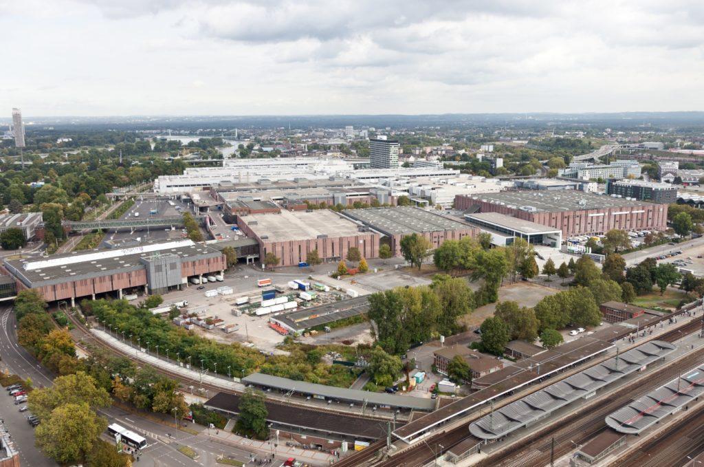 Messegelände Köln 1024x679 - IEX Europe 2018 - Köln (D)